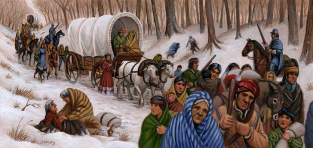 the trail of tears indian genocide This exodus to indian territory is known as the trail of tears more than one hundred thousand american indians eventually crossed the mississippi river under the authority of the indian removal act sterilization.