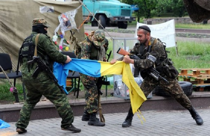"""Miért fedezi a """"Nyugat"""" a polgári lakosság ellen elkövetett háborús bűntetteket Ukrajnában?"""